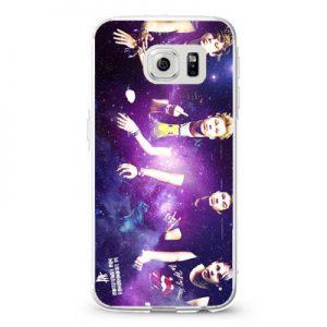 5 second of summer 5 SOS galaxy nebula purple
