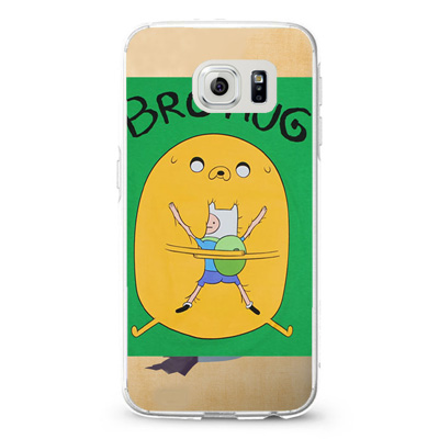 Adventure Time Bro Hug