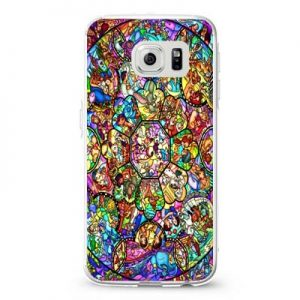 Disney Heroes Mosaic samsung galaxy S3,S4,S5,S6 cases
