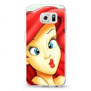 Ariel's Fishy Face