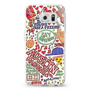 Austin Mahone Collage samsung galaxy S3,S4,S5,S6 cases also available for buy iphone cases,and ipod cases