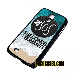 5 seconds of summer band the beach samsung galaxy S3,S4,S5,S6 cases