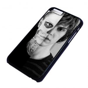 American Horror Story skull Tate For iPhone and samsung galaxy cases