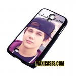 Austin Mahone With Snapback samsung galaxy S3,S4,S5,S6 cases