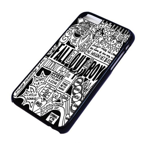 Fall Out Boy never die samsung galaxy S3,S4,S5,S6 cases
