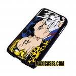 Roy Lichtenstein Pop Art In the Car samsung galaxy S3,S4,S5,S6 cases