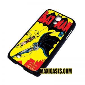 batman and robin art samsung galaxy S3,S4,S5,S6 cases