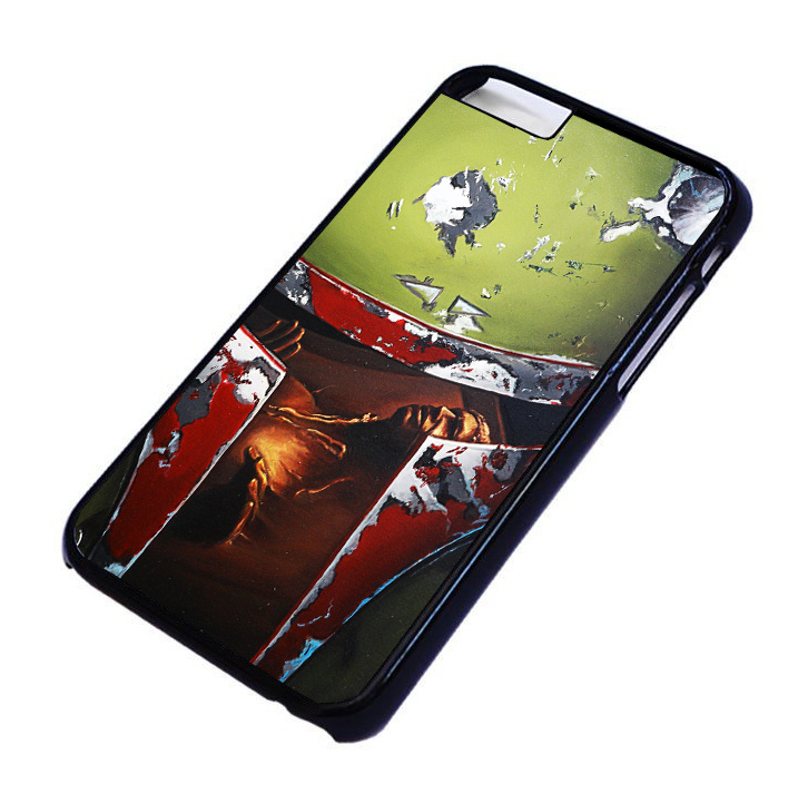 boba fett helmet For samsung galaxy S3,S4,S5,S6 case