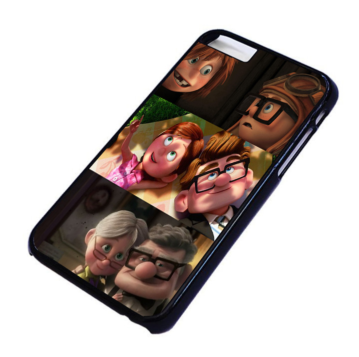 carl and ellie up samsung galaxy S3,S4,S5,S6 cases