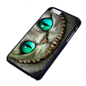 cheshire cat smile alice in wonderland Samsung Galaxy S3,S4,S5,S6 cases