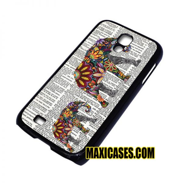 elephant aztec pattern samsung galaxy S3,S4,S5,S6 cases