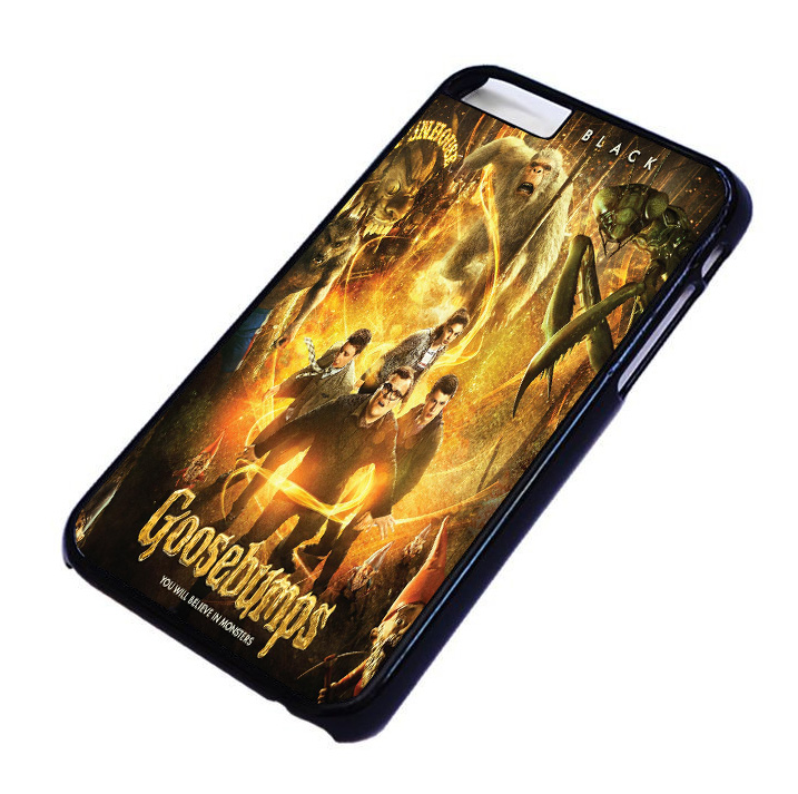 goosebumps the movie die samsung galaxy S3,S4,S5,S6 cases
