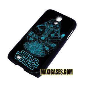 star war milenium falcon samsung galaxy S3,S4,S5,S6 cases