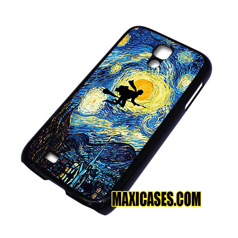 stary night harry potter samsung galaxy S3,S4,S5,S6 cases