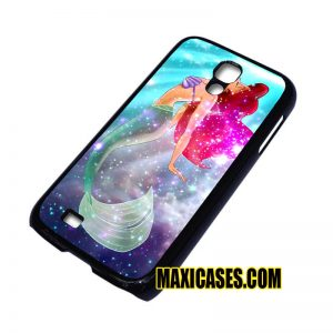 Ariel the little mermaid galaxy samsung galaxy S3,S4,S5,S6 cases