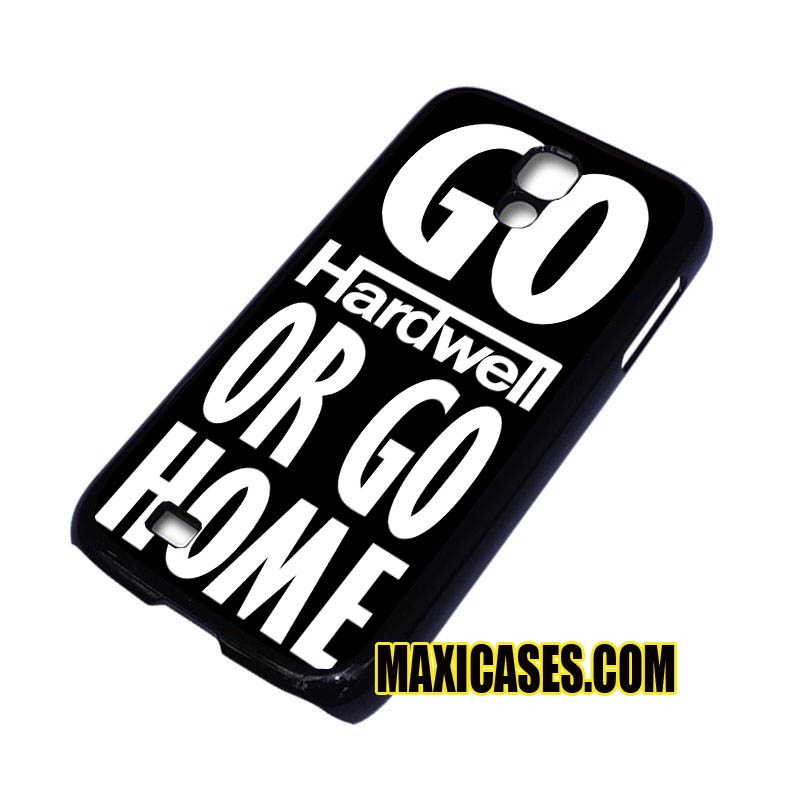 Go Hardwell Or Go Home iPhone 4, iPhone 5, iPhone 6 cases