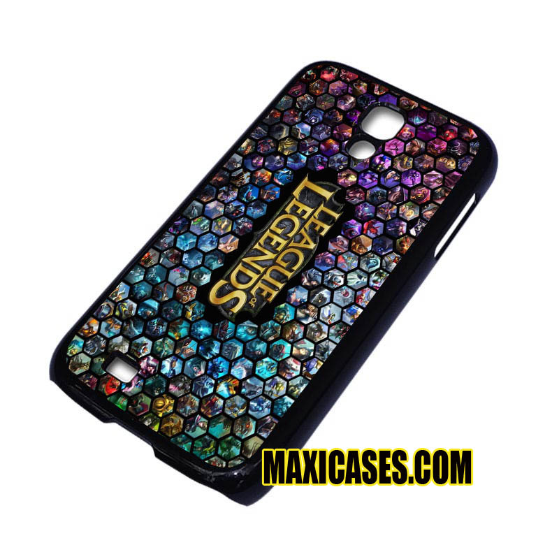 all league of legends mosaic samsung galaxy S3,S4,S5,S6 cases