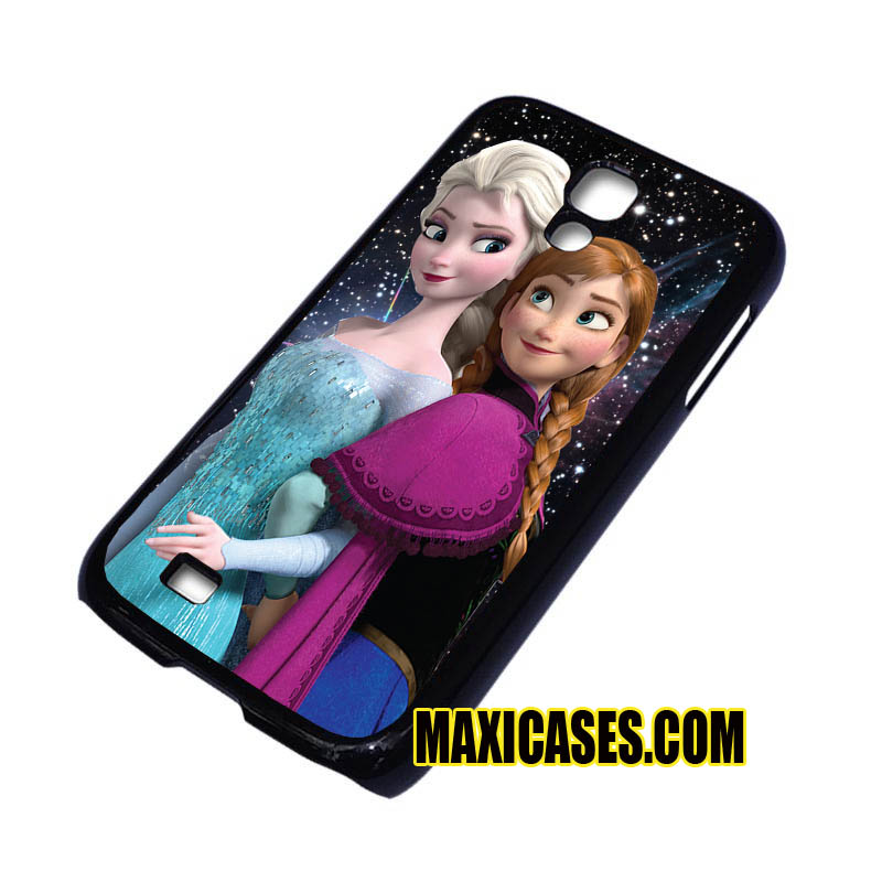 anna and elsa frozen samsung galaxy S3,S4,S5,S6 cases