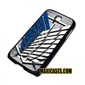 attack on titan metal samsung galaxy S3,S4,S5,S6 cases