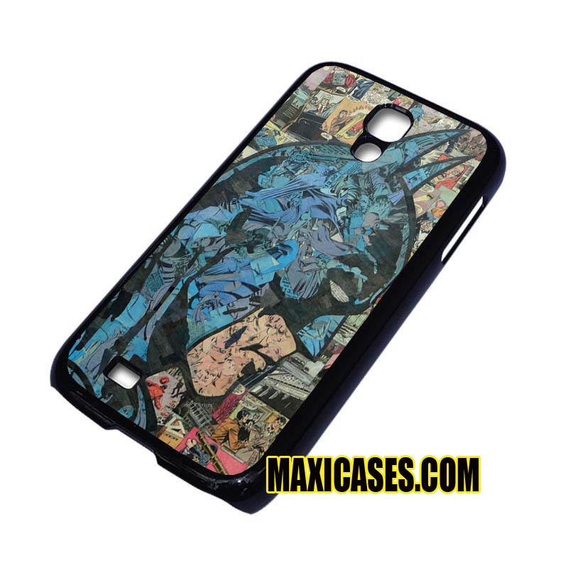 batman comic samsung galaxy S3,S4,S5,S6 cases