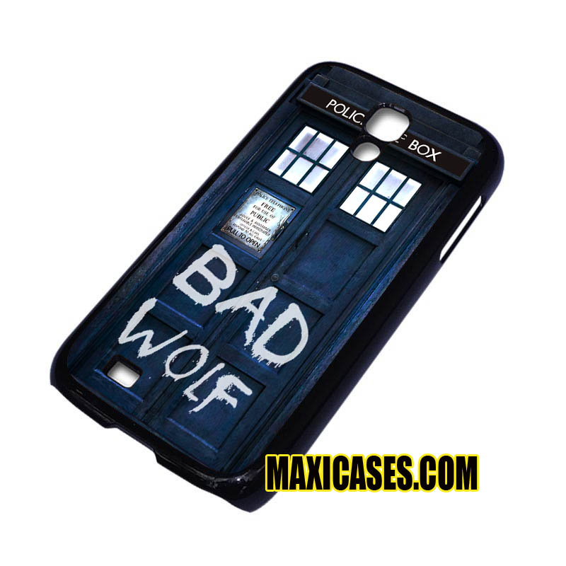 doctor who bad wolf samsung galaxy S3,S4,S5,S6 cases