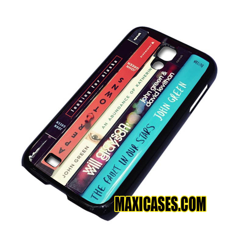john green all books iPhone 4, iPhone 5, iPhone 6 cases