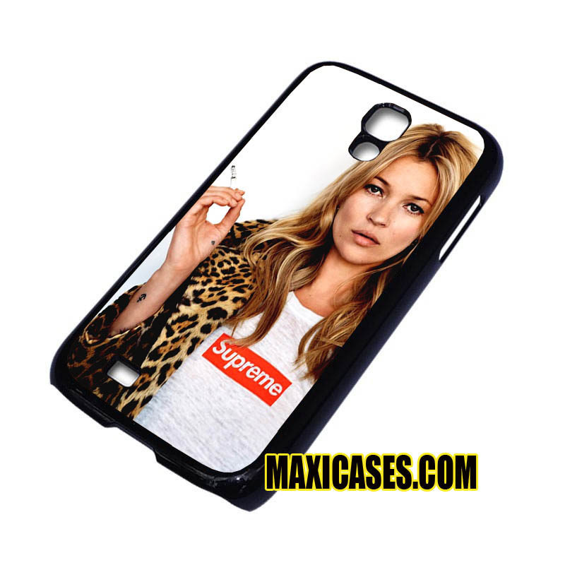 kate moss supreme leopard iPhone 4, iPhone 5, iPhone 6 cases