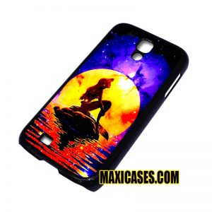 the little mermaid galaxy iPhone 4, iPhone 5, iPhone 6 cases