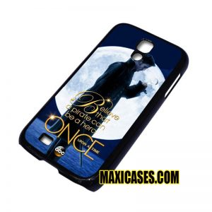 once upon a time captain hook believe iPhone 4, iPhone 5, iPhone 6 cases