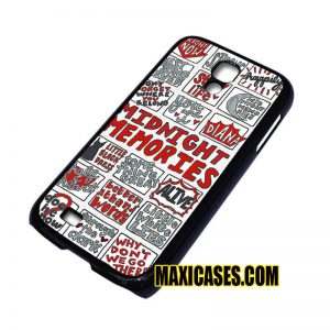 one direction midnight memories iPhone 4, iPhone 5, iPhone 6 cases