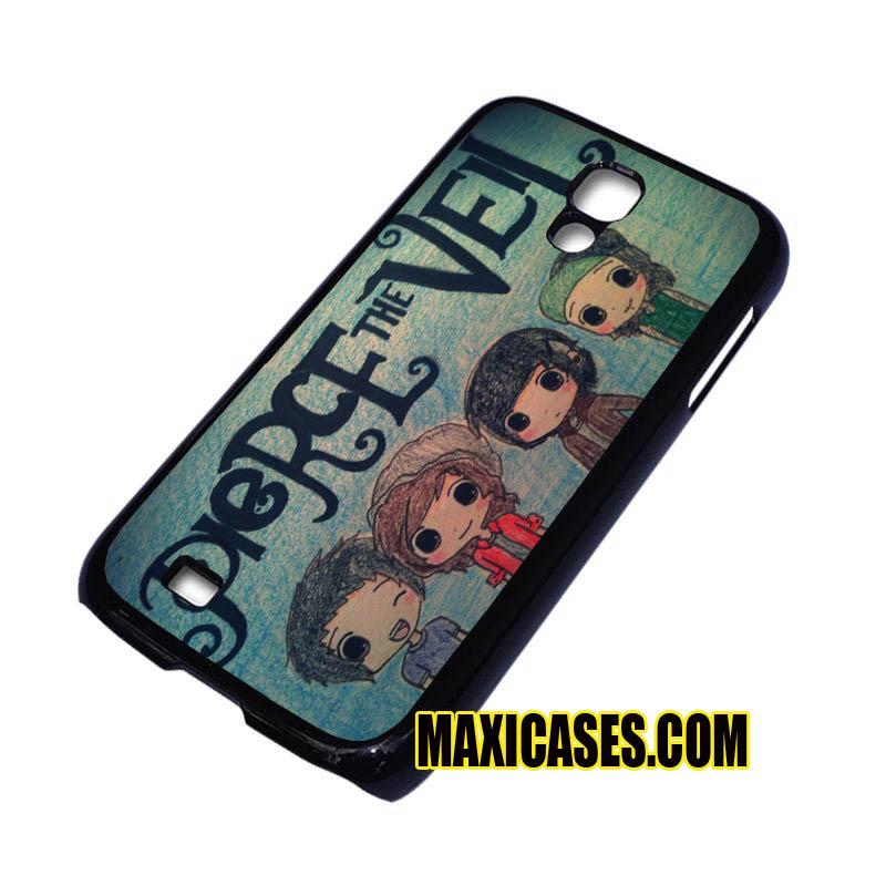 pierce the veil cartoon iPhone 4, iPhone 5, iPhone 6 cases