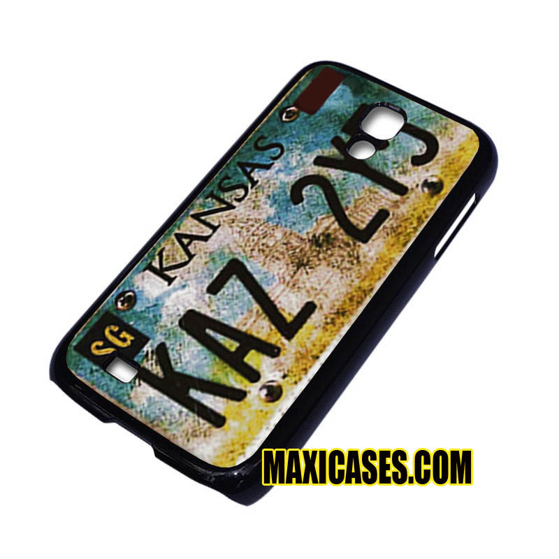 supernatural license plate iPhone 4, iPhone 5, iPhone 6 cases