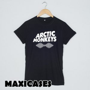 Arctic Monkeys Premium Tour Logo T-shirt Men, Women and Youth