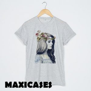 Lana Del Rey Tattoo T-shirt Men, Women and Youth