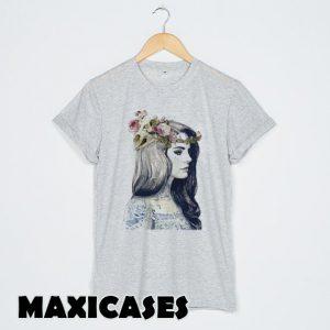 Lana Del Rey Tattoo T-shirt Men, Women and Youth