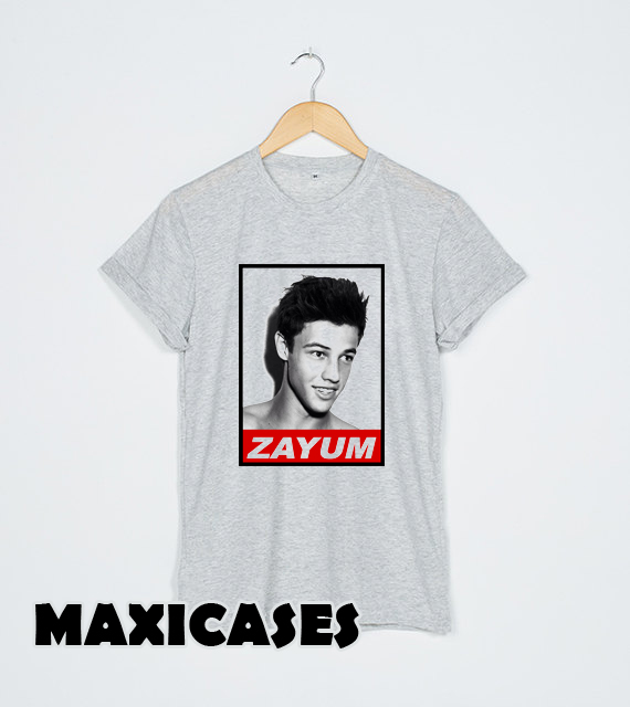 Magcon Tour Cameron Dallas Zayum T-shirt Men, Women and Youth