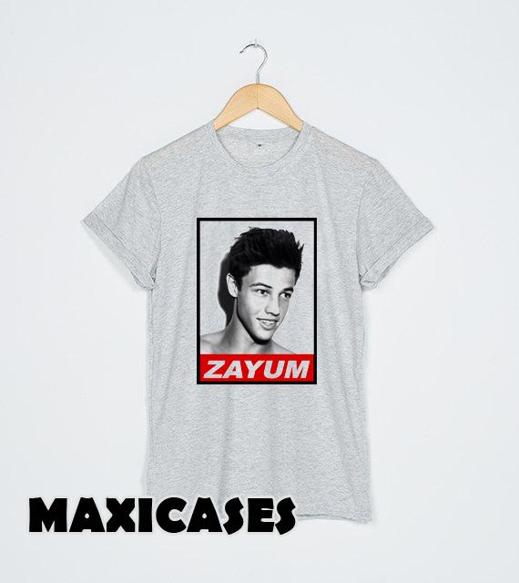 Magcon Tour Cameron Dallas Zayum T-shirt Men, Women and Youth