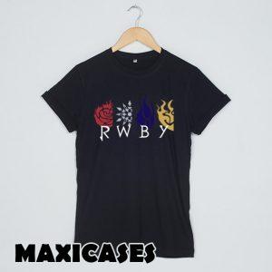 Symbol RWBY Pokemon T-shirt Men, Women and Youth