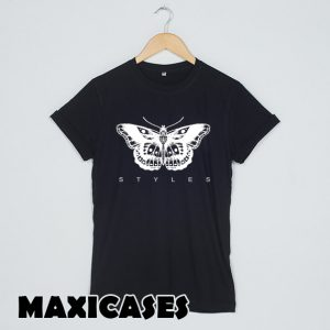 Tatto Harry Styles one direction T-shirt Men, Women and Youth