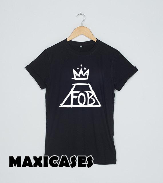 fall out boy logo T-shirt Men, Women and Youth