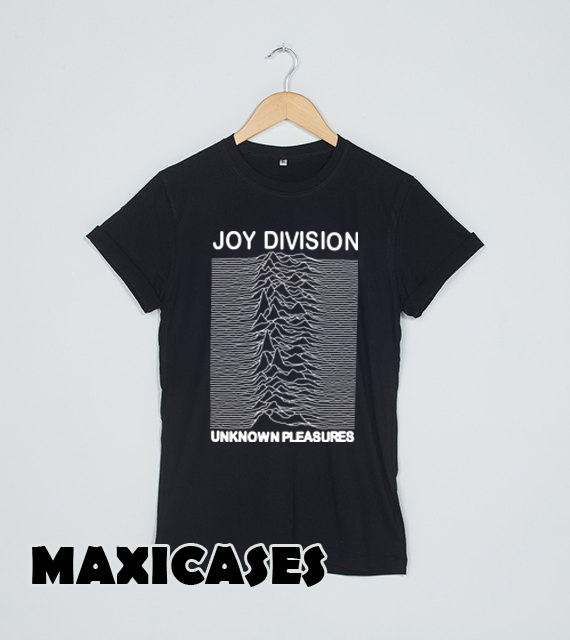joy division Unknown Pleasures T-shirt Men, Women and Youth