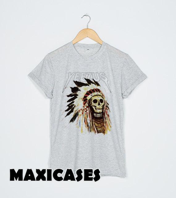 yeezus indian shirt