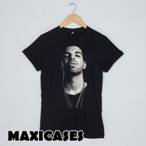 Drake black white T-shirt Men, Women and Youth
