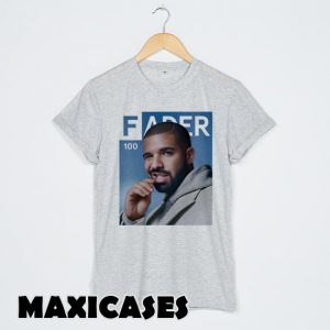 Drake magazine T-shirt Men, Women and Youth