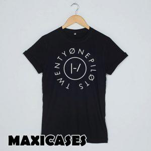Twenty One Pilots T-shirt Men, Women and Youth