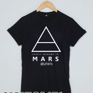 30 Seconds To Mars T-shirt Men, Women and Youth