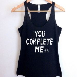 5 Seconds Of Summer You Complete Mess tank top men and women Adult