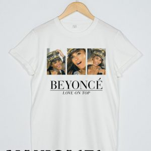 Beyoncé - Love On Top T-shirt Men, Women and Youth