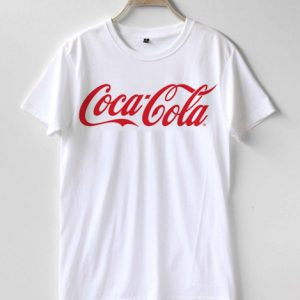 Coca - Cola logo T-shirt Men, Women and Youth