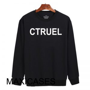 Ctruel Sweatshirt Sweater Unisex Adults size S to 2XL